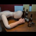 drunken flexible mannequin